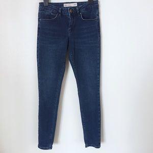 ASOS Dark Wash Denim Skinny Jeans